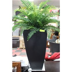 SHOWHOME ARTIFICIAL PLANT W VASE