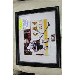 TAYLOR HALL GUARANTEED AUTHENTIC AUTOGRAPHED