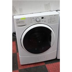 KENMORE FRONT LOADING WASHER HE2PLUS