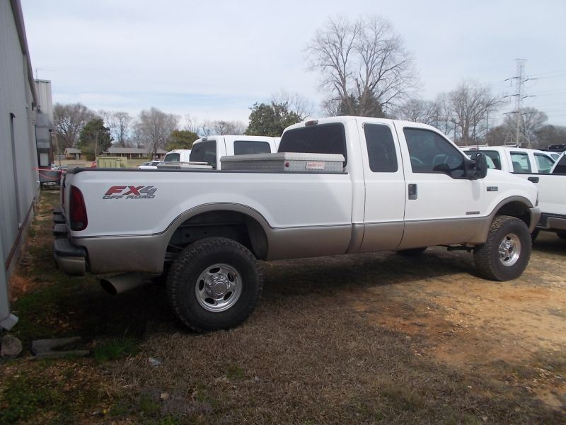 extended cab powerstroke