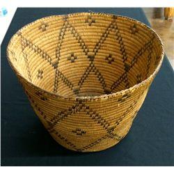 Circa 1920 Pima Basket