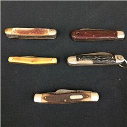 US Made Pocket Knife Group