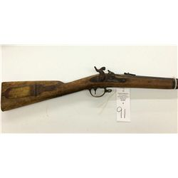 Model 1841 Eli Whitney Black Powder Rifle