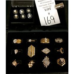 Park Lane Ring and Earring Lot