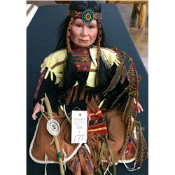 Native American Style Doll