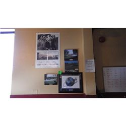 """Prints & plaques of """"Willows"""" & """"Friends"""", golf poster plus Great Western premium poster"""