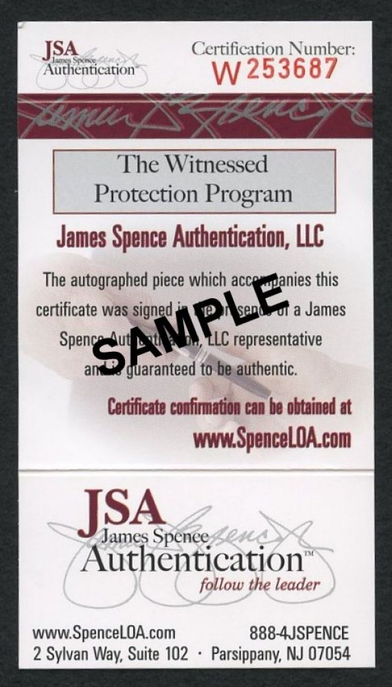 8ec92f73447 ... Image 4   Ozzie Guillen Signed White Sox Jersey (JSA COA)