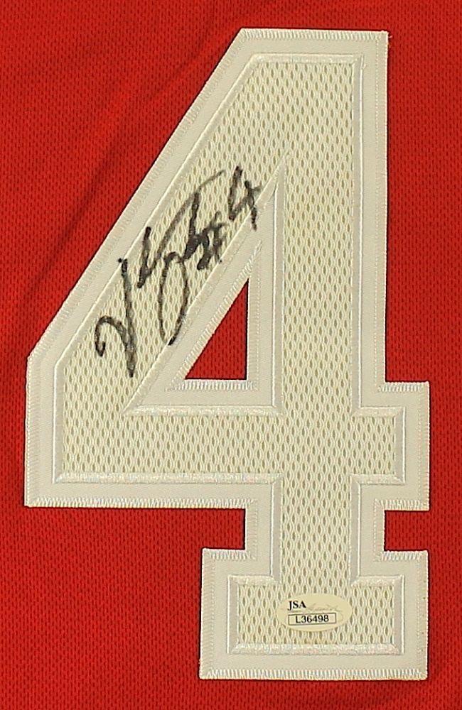 free shipping 325b0 83f44 Victor Oladipo Signed Indiana Jersey (JSA COA)