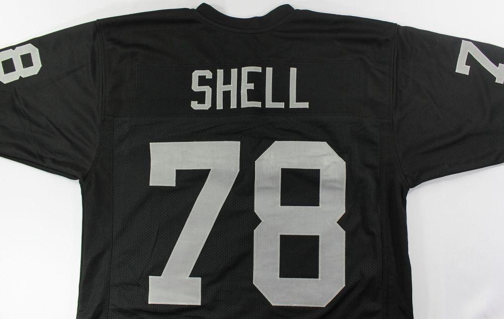 art shell jersey