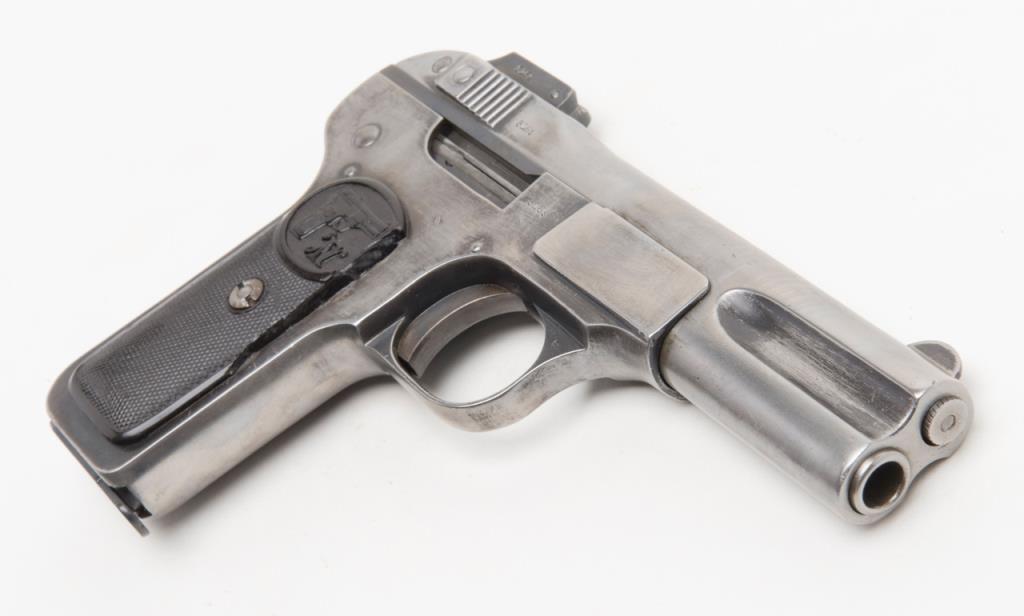 Superb Browning FN Model 1900 Semi Auto Pistol 32 ACP