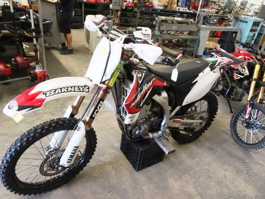 Yamaha YZ 250cc ? Stellar MX Dirt Bike Reg  - Vin # JYAC110C56A005932