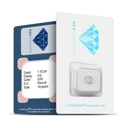 1 Carat (TCW) Diamond Bullion Pack - VS