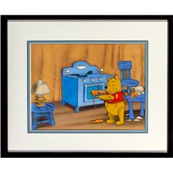 Winnie the Pooh Production Cel from The New Adventures of Winnie the Pooh