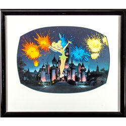 Limited Edition Tinkerbell Sericel from Walt Disney's Wonderful World of Color