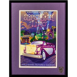 Set of 3 Disney's California Adventure Attractions Preview Posters