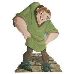 Original Disney Store Hunchback of Notre Dame Quasimodo Standee