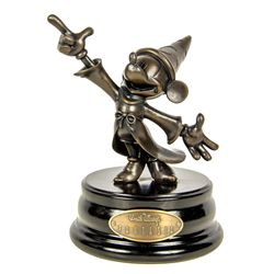Limited Edition Sorcerer Mickey from Fantasia Bronze Statuette