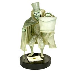 Disneyland 50th Anniversary Haunted Mansion Hat Box Ghost Big Figure