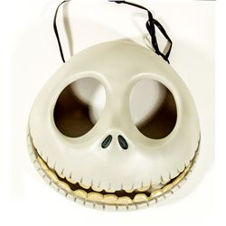 Set of 4 Limited Edition Ceramic Nightmare Before Christmas Character Masks