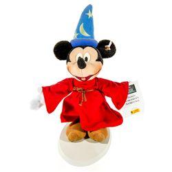 Mickey Sorcerer's Apprentice Steiff Doll from Disney's Fantasia 2000