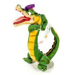 Ben Ali Gator Steiff Doll from Disney's Fantasia 2000