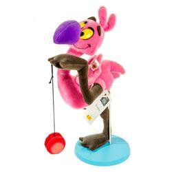 Flamingo Steiff Doll from Disney's Fantasia 2000