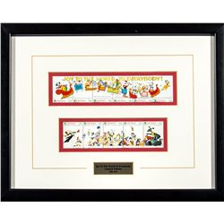 "Limited Edition ""Joy to the World to Everybody"" Guyana Stamp Set"