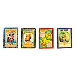 Walt Disney's Country Bear Jamboree Limited Edition Pin Set