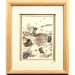 Limited Edition Classic Winnie the Pooh Collectors Pin Set