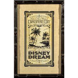 Disney Dream Cruise Castaway Cay Print