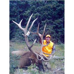 2015 San Juan Landowner Elk Hunters Choice - SFW
