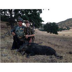 3-Day, 2-Night Hog Hunt