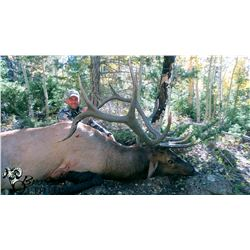 2015 Utah Boulder Elk Archery Conservation Permit
