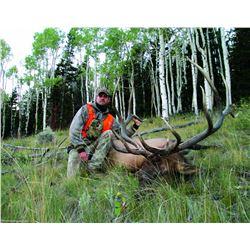 2015 Fishlake Premium Elk Conservation Permit