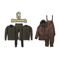 Browning's Full Curl Clothing Package