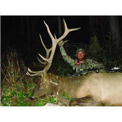 2015 Plateau Boulder Elk Conservation Permit –Any Weapon