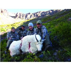 2015 Utah Beaver Mountain Goat Conservation Permit – Hunter's Choice (Late)