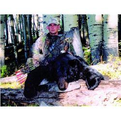 2015 - Utah Statewide Bear Conservation Permit