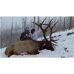 2015 Utah Statewide Elk Conservation Permit