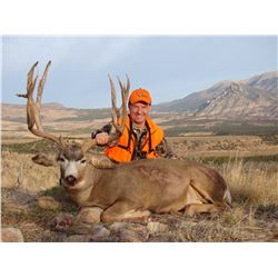2015 Utah Henry Mountain Deer Conservation Permit – Season Choice