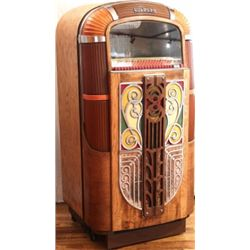 Rare Rockola Model 1422 jukebox