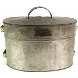 Rare new old stock miners lunch pail