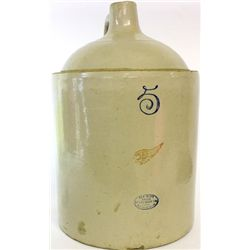 Red Wing 5 gallon shoulder jug
