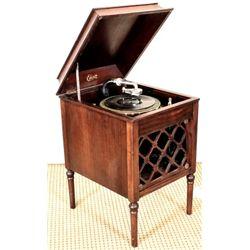Small floor model Edison phonograph Model A100