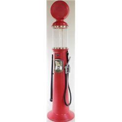 25c Visible gas pump gumball machine