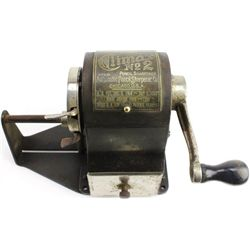 Antique Climax No. 2 automatic pencil sharpener