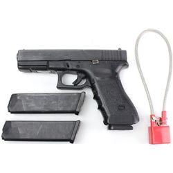 Glock 22 .40 cal. SN EEW717 semi auto