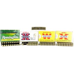 Collection of ammunition includes 60 rounds