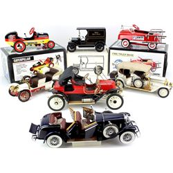 Collection of 7 miniature cars include