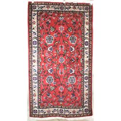 Nicely hand woven Turkish Sparta carpet